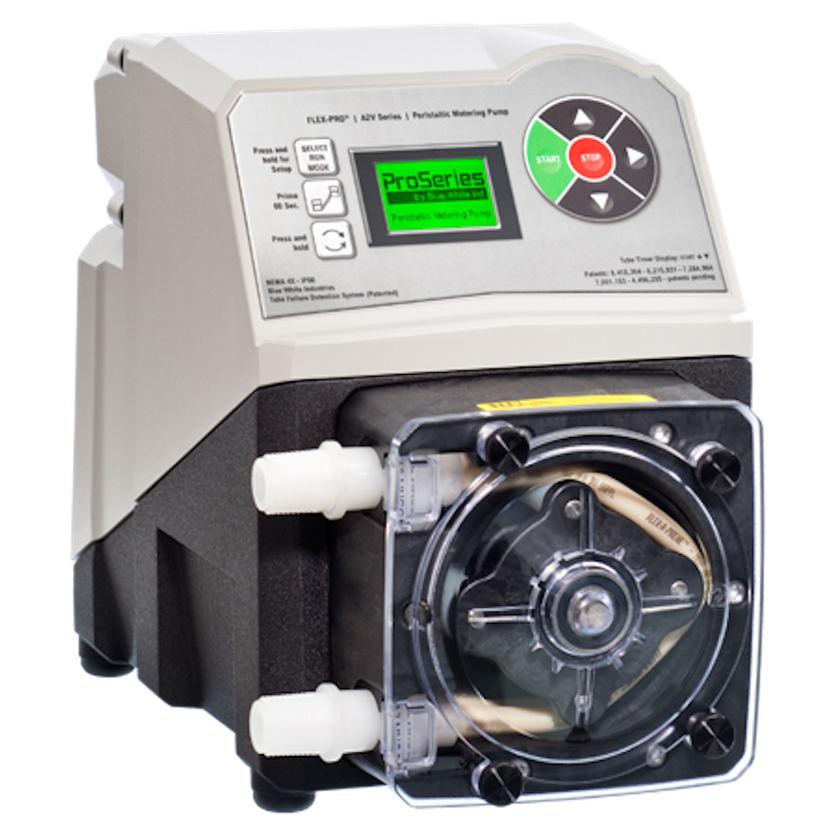 Blue-White FLEX-PRO® A2 ProSeries® Peristaltic Pump