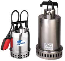 Ebara Pump - EPD Sump Pump (EPD-3AS1)