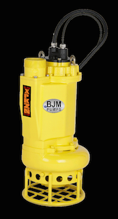 BJM - XP KZN Submersible Explosion Proof Slurry Pump - NEW