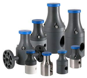 Blacoh - Back Pressure Valves