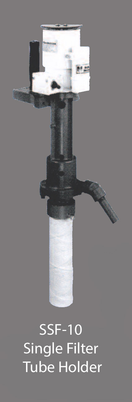 Mefiag - SSF Series - CPVC Corrosion Resistant Suction Filter - SSF-10