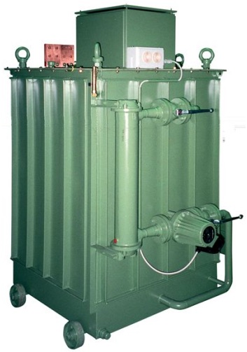American Plating Power - SCR Oil & Water Cooled Rectifier - MTOW Series