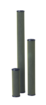 Pentair Water (Fibredyne) - C-155x20 Carbon Filter Tubes